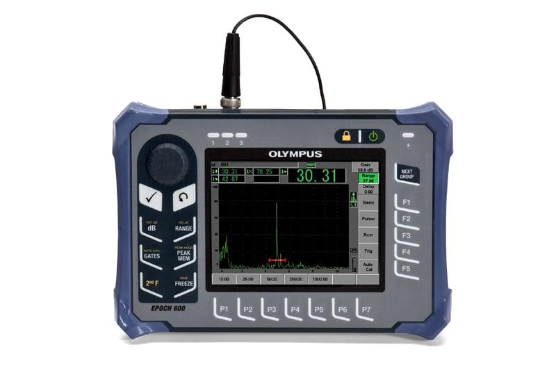 EPOCH 600 Digital Ultrasonic Flaw Detector