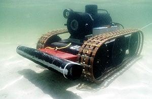 robotic-crawler